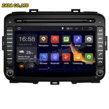 NAVITOPIA 8inch Android 5.1/Android 6.0 Octa Core 2GB RAM 32GB ROM Car Radio GPS for KIA CARENS 2013- DVD With Bluetooth Wifi
