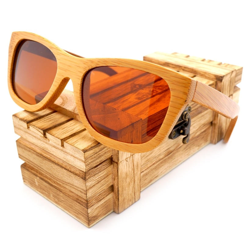 Ladies Wooden Square sun glasses Wood sunglasses Womens top luxulry brand design polarized sunglasses In Wood Gift Case B017 <br><br>Aliexpress