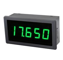 New IN5145 19999 Words -199.99V ~ +199.99V Red/Blue/Green LED Digital DC Voltmeter Voltage Detector Table Free Shipping 12003055
