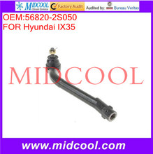 High Quality Auto Parts Outer Right Steering Tie Rod End OEM:56820-2S050(China)