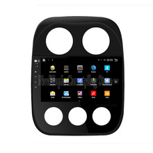 NaviTopia Brand New 10.1inch Quad Core Android 6.0 Car PC For Jeep compass 2014 2015 Car Audio Player With GPS Navigation(China)