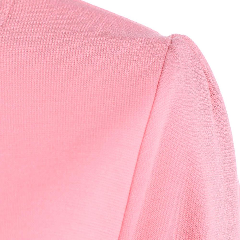 VESTLINDA Pencil Office Dress 5 Colors Plus Size Jacket Look Floral Print Women Vestidos Mujer Jurken Robe Slim Bodycon Dresses 29
