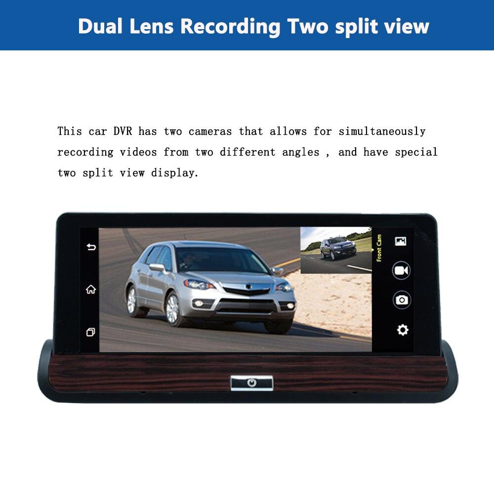 3G 7 inch Car GPS Navigation Bluetooth Android DVR 1GB RAM 16GB ROM Truck vehicle gps navigator navitel with Rear view camera
