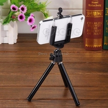 Fashion Novel Cell phone Clip Bracket Holder For Tripod Stand W/ Standard New -R179 Drop Shipping