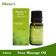 Buy 4pcs Okeny's body skin care essential Oil Aphrodisiacs Oil Couple Sexual Libido Enhancer Female Orgasm Erotic Oil Exciter