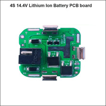 4S 14.4V electric tool lithium  battery PCB 16.8 V Protection circuit board of tool battery with 10A working current