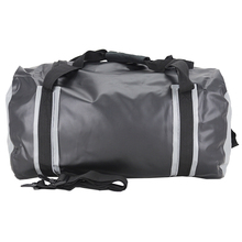 GZL The new duffle bag waterproof bag packback gray unisex portable  business travel bag big space KQ0090