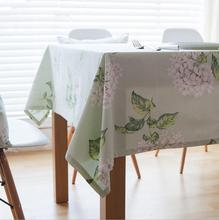 New Arrival Table Cloth Pastoral Style Fresh And Natural High Quality Lace Universal Tablecloth Decorative Table Cover Hot Sale