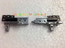 BRAND New  LAPTOP LCD HINGES FOR HP Compaq NC6400 6910p 6910 laptop Left Right Screen Lcd Hinges Bracket Set