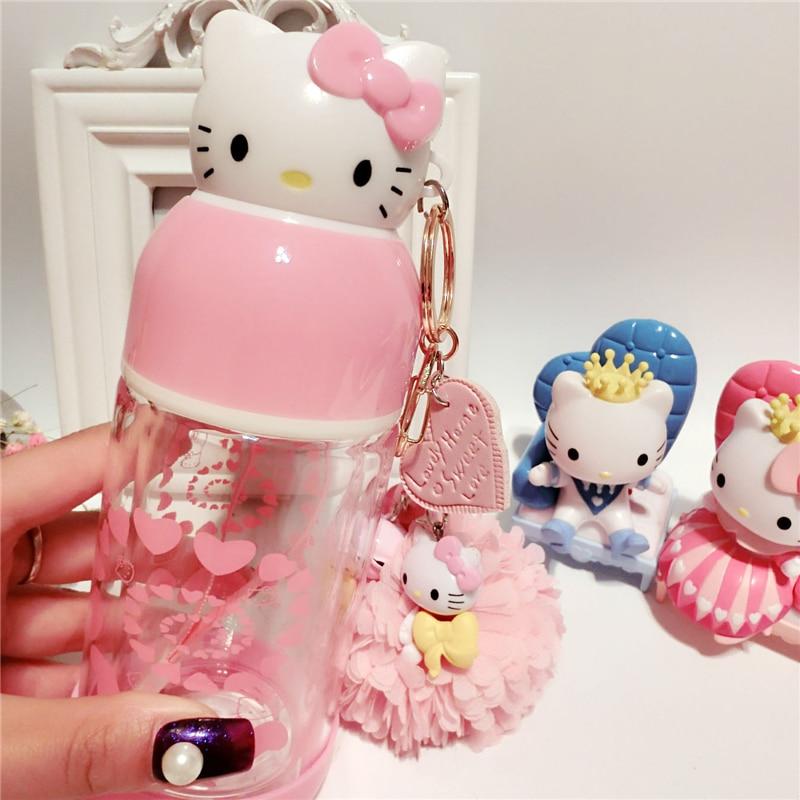 Hellokitty-Double-Insulated-Glass-Bottles-Leakproof-Lady-Cartoon-Cute-KT-Cat-Portable-Creative-water-bottles-MI7 (2)