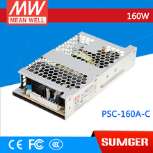 [Sumger2] MEAN WELL original PSC-160A-C 13.8V meanwell PSC-160 160W Single Output with Battery Charger(UPS Function) Enclosed