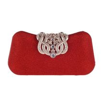 New Luxury Handbags Women Bags Designer Women's Evening Bags Clutch Crystal Purse Wedding Party Clutches Lady Shoulder Bag Gifts
