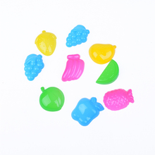 Corlorful 6-10Pcs/Lot magic sand fimo polymer clay light soft clay mold Mars children's educational toys(China)