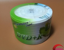 Wholesale 50 Discs Bananas Digital 01 Grade A 4.7 GB 8x Blank Printable DVD+R Disc