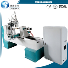 European quality turn-broaching engraving machine automatic wood lathe machine(China)
