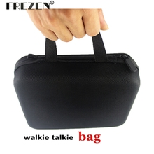 New Two Way Radio Case for BAOFENG UV-5R/A/B/C/D/E PLUS TYT TH-F8 TH-UV3R Walkie Talkie Bag Interphone Launched Hunting Case