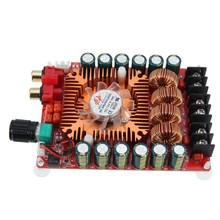 TDA7498E Digital Power Amplifier Board 2 x160w High-power Stereo BTL220W Mono Digital Power Amplifier(China)