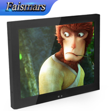 "M170-EF/17 inch 1280*1024 Metal Shell Wall Mount Industrial Monitor With DVI Interface/17"" Embedded Frame LCD Display/VESA Gift"