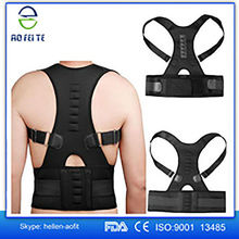 Magnetic Posture Corrector Back Support Brace Othopedic Corset Back Correction Male Female Health Care Products B002(China)