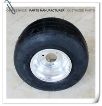 2 Sets Packaging Factory Manufactures 150cc Go-Kart Tire With Wheel 10*4.5-5(China)