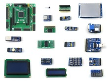 OpenEP3C5-C Package B # EP3C5 EP3C5E144C8N ALTERA FPGA Cyclone III Development Board + 19 Accessory Modules Kits(China)