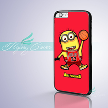 Coque Cartoon Air Jordan Capa Phone Cases for iPhone X 8 8Plus 7 6S 6 7 Plus 5S SE 5C 5 4S 4 Case for iPod Touch 6 Touch 5 Cover(China)