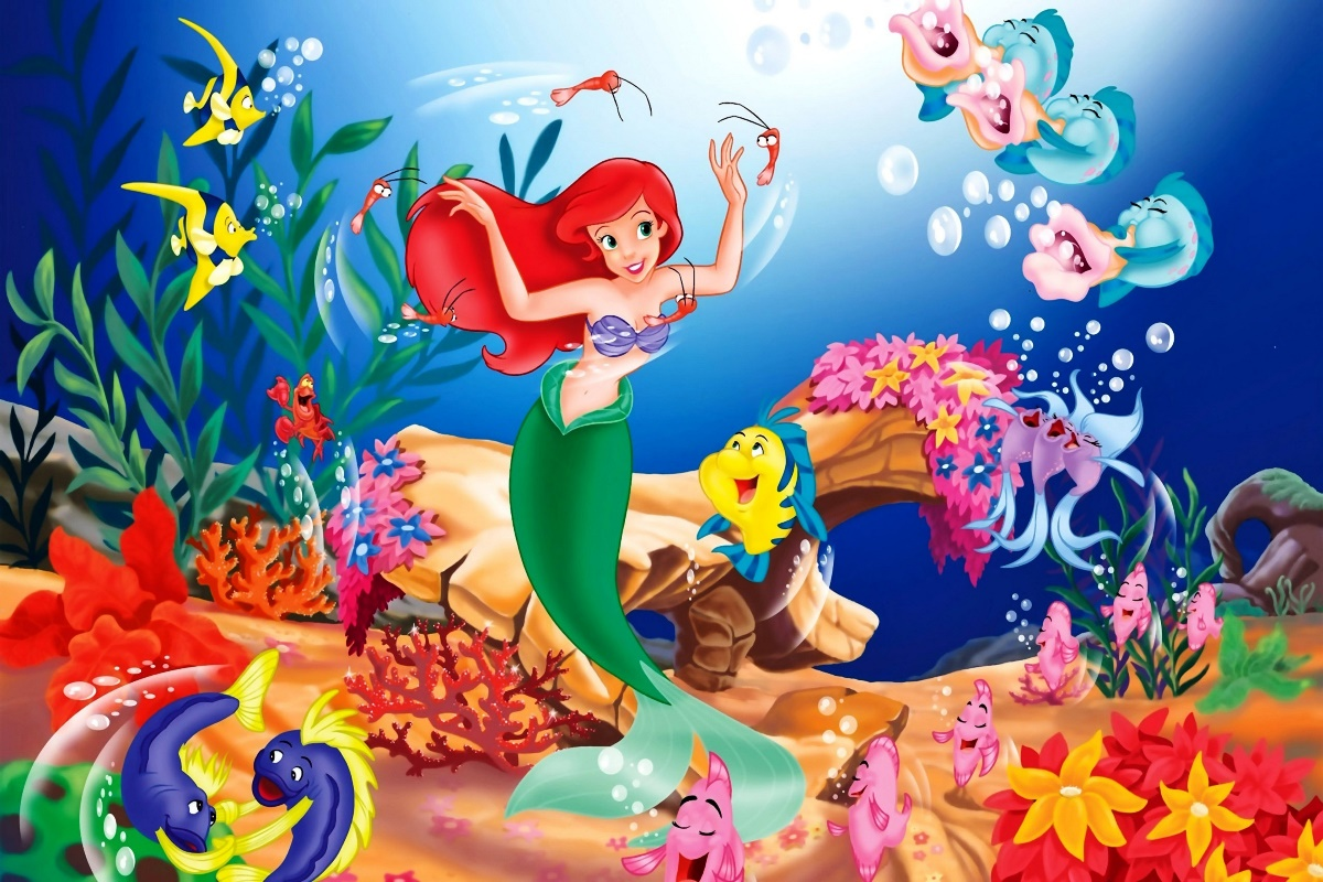 Compare Prices On Mermaid Live Online Shopping Buy Low Price  # Muebles Sirena Animal Crossing