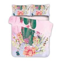Tropical plants Bedding Sets 2/3pcs Single Double Queen King Duvet Cover Set Bedclothes Bed Linen (No Sheet No Filling)(China)