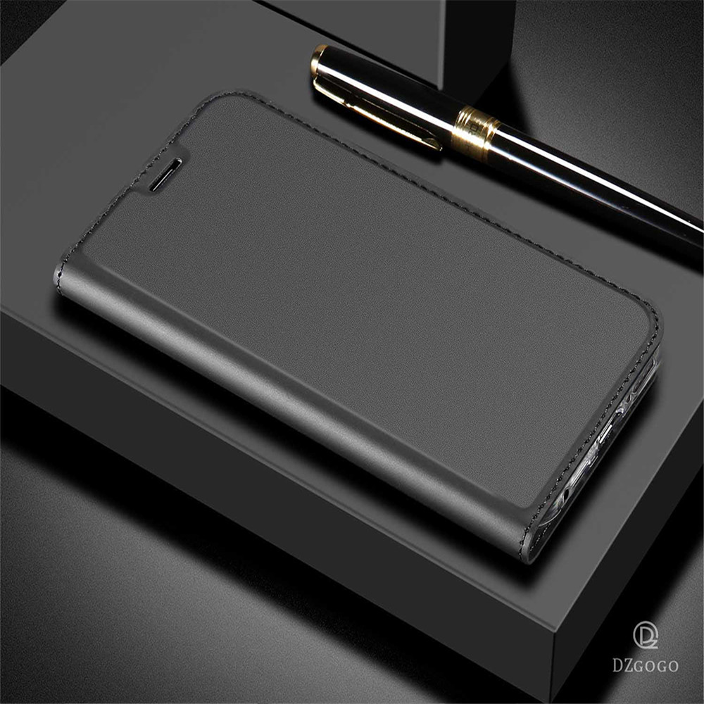Leather Case For Asus Zenfone 5z ZS620KL Luxury Thin Flip Stand Wallet Cover For Asus Zenfone 5 ZE620KL Case7