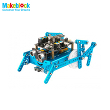 Makeblock mBot Add-on Pack-Six-legged Robot New Education Arduino Robot Kit Robotics learning kit(China)