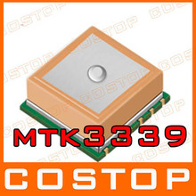 GPS MODULE L80 Integrated with Patch Antenna MT3339 Chip with Antenna TTL Replace FGPMMOPA6H PA6H PA6C(China)