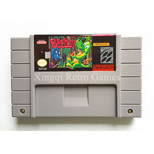 Super Nintendo SFC/SNES Game Bronkie Health Hero Video Game Cartridge Console Card NTSC US English Version(China)