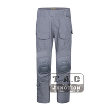 Tactical Emerson New BDU G3 Combat Pants Emersongear CP Style Battlefield Trousers Assault Uniform w/ Knee Pads Wolf Grey WG(China)