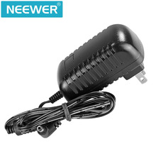 Neewer 9V Power Adapter with Tip Negative Design and 300mA Max Current Works with Effects Pedals/Units/Tuners/Amplifiers/