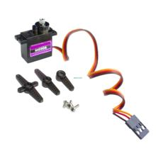 MG90S 9g Metal Gear Digital Micro Servos 9g for 450 RC helicopter Plane Boat Car