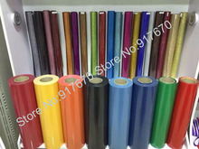 Heat Transfer Vinyl 50CM X 25M/Roll PU Grade AA Imported printing film heat press cutting plotter heatpress Tshirt