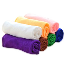 Microfiber cloth Water absorbent towel does not fall off the oil does not touch the toilet towel cloth