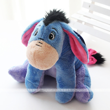 20cm 28cm Winni The Eeyore Donkey Plush Toys Cute Stuffed Animals Kids Gifts Soft Toys Children Doll For Girls Boys pelucia(China)