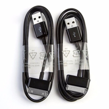 Original USB Data Sync Charger For Samsung Galaxy Tab 2 P3100 P5100 P6200 P6800 P1000 P7100 P7300 P7500 Tablet Micro USB Cable