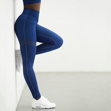 Buy 2018 New Women Yoga Pants High Waist Sport Leggings Fitness Tights Compression Gym Leggins Female Workout Sports Pants Trousers for $6.04 in AliExpress store