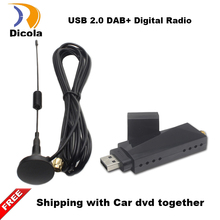USB 2.0 Digital DAB Radio with DAB Antenna together fit for android 4.2 above device your city need have the DAB Signal