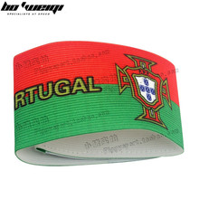 New  Portugal Cristiano Ronaldo  captain  Armband  Football fans  Keepsake  Gorgeous football Adjustable size Games Tournament