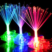 Cute Dolphin Design LED Finger Light Laser Finger Lamp Lights for Birthday Concert Event Party Decoration