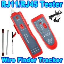 Cat5 Cat6 RJ45 Ethernet LAN Network Cable Tester Detector RJ11 Phone Telephone Wire Tracker Tracer Diagnose Tone Line Finder