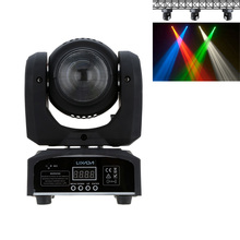 2LED 35W Stage LED Moving Head Light for Disco Party DJ Beam Moving Night Club  Lighting 15/21 Channel DMX Double Sides