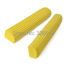 Free shipping Pva mop head folded absorbent water sponge mop head mounted replace high quality mop head