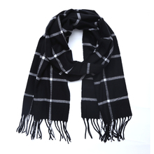 High quality Brand Fashion Winter Scarf For Women Men General Children Plaid cashmere Scarves Boys Girls Parents Scarf Unisex(China)