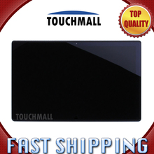 For New LCD Display Touch Screen + Frame Assembly Replacement Acer Aspire V7-482P V7-482PG V7-481P 14-inch Black Free Shipping(China)