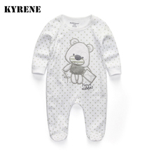 Importe Baby Clothes Real Stock 2017 New Boy Newborn Romper Long Sleeve Jumpsuits Infant rompers Bather - Mrs win Kyrene Store store