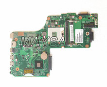 High Quality V000275560 6050A2541801-MB-A02 Laptop motherboard fit for Toshiba Satellite C855 Main board HM77 GMA HD4000 DDR3(China)